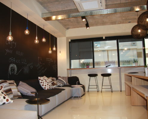 "Arki Topo - Architecture & Topography - ""Booking.com"" Offices refurbishment, Athens, Greece"