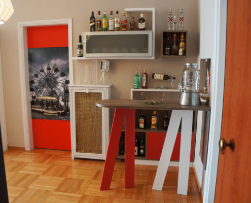 Arki Topo - Architecture & Topography - Home Bar