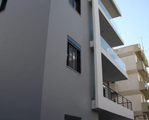 Arki Topo - Architecture & Topography - Residential apartments, in Glyfada, Athens, Greece
