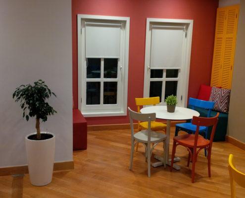 """Arki Topo - Architecture & Topography - """"Booking.com"""" Offices refurbishment, in Thessaloniki, Greece"""