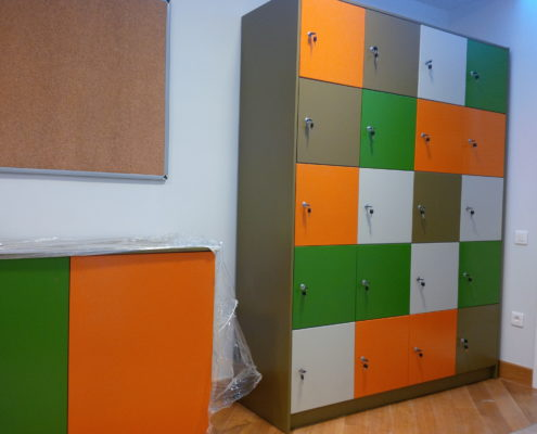 Arki Topo - Architecture & Topography - Custom made furniture for offices