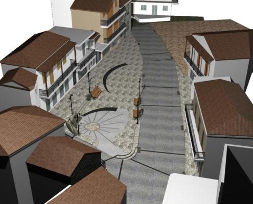 Arki Topo - Architecture & Topography - Urban design Figalia - Peloponnese - Greece