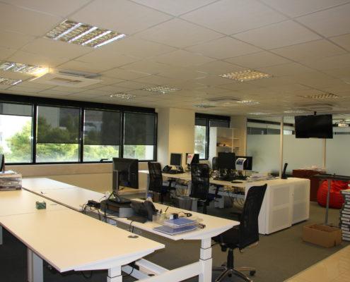 "Arki Topo - Architecture & Topography - ""Booking.com"" Offices refurbishment, Athens, Greece"
