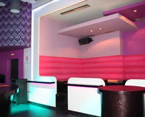 Arki Topo - Architecture & Topography - Night club in Glyfada, Attiki