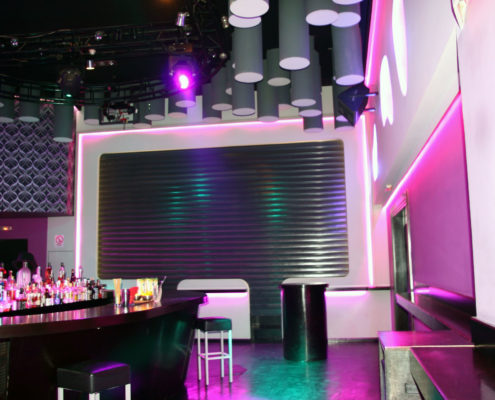 Arki Topo - Architecture & Topography - Night club in Glyfada, Attiki