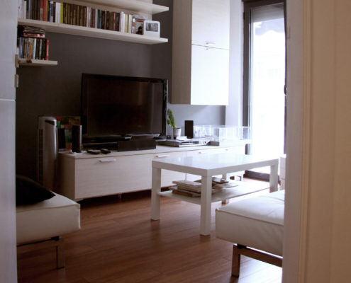 Arki Topo – Architecture & Topography - Remodeling of an apartment in Athens, Greece