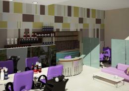 Arki Topo – Architecture & Topography - Hair-salon design Neo Hrakleio, Attiki, Greece Attiki, Greece