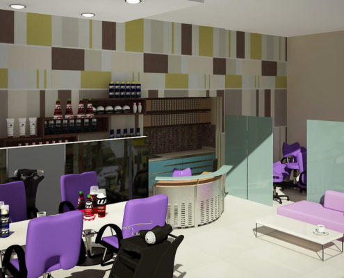 Arki Topo – Architecture & Topography - Hair-salon design Neo Hrakleio, Attiki, Greece Attiki, Greece