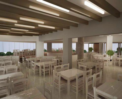 Arki Topo – Architecture & Topography - Music restaurant design Alimos, Attiki, Greece