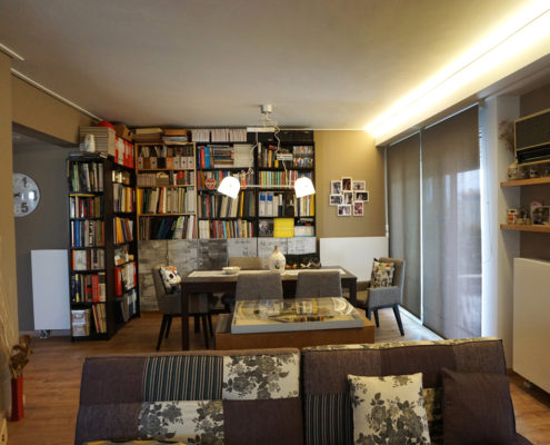 Arki Topo - Architecture & Topography - Redesign apartment Marousi